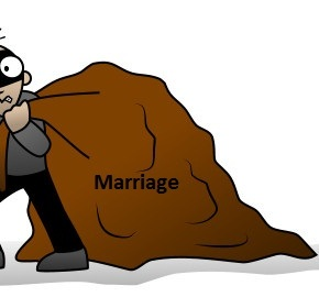 Don't steal… save it for marriage!